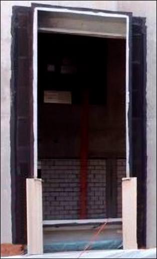 Schaumglas im Fassadenbereich des Humboldtforums