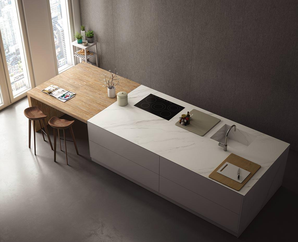 spanische fliesenhersteller bringen raumhohe xxxl formate an die wand. Black Bedroom Furniture Sets. Home Design Ideas