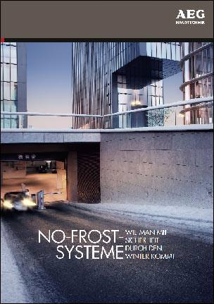 Frostschutz-Systeme - Wie man mit Sicherheit durch den Winter kommt
