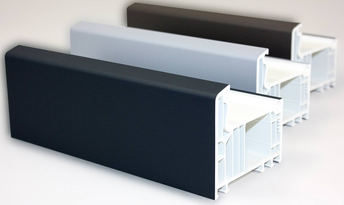 farbige kunststofffenster la zobel veka rehau und oknoplast. Black Bedroom Furniture Sets. Home Design Ideas