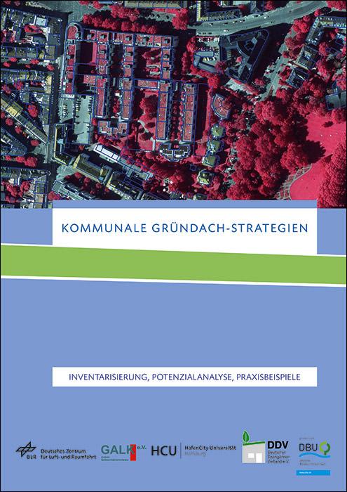 """Broschüre """"Kommunale Gründach-Strategien"""""""