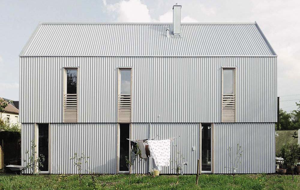 """Neue deutsche Welle """"Haus des Jahres"""" mit bemerkenswertem"""