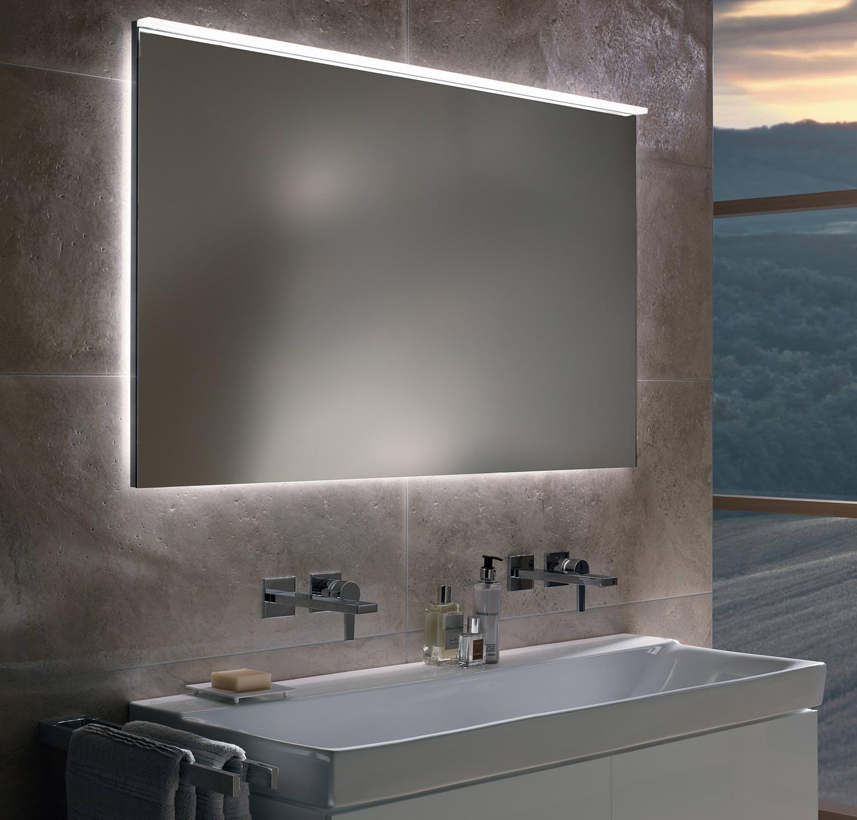 1606-keramag6 Elegantes Spiegel Mit Indirekter Beleuchtung Dekorationen