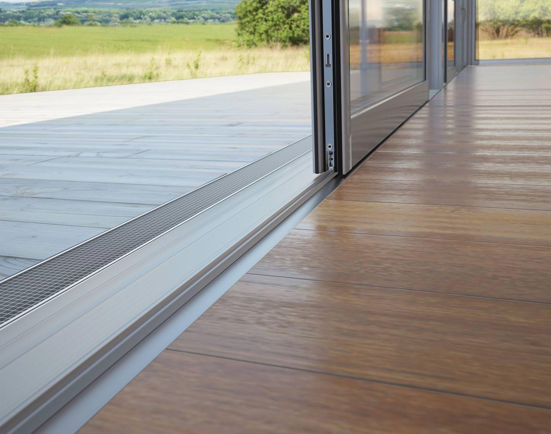 atrium hs thermotop comfort barrierefreie bodenschwelle. Black Bedroom Furniture Sets. Home Design Ideas