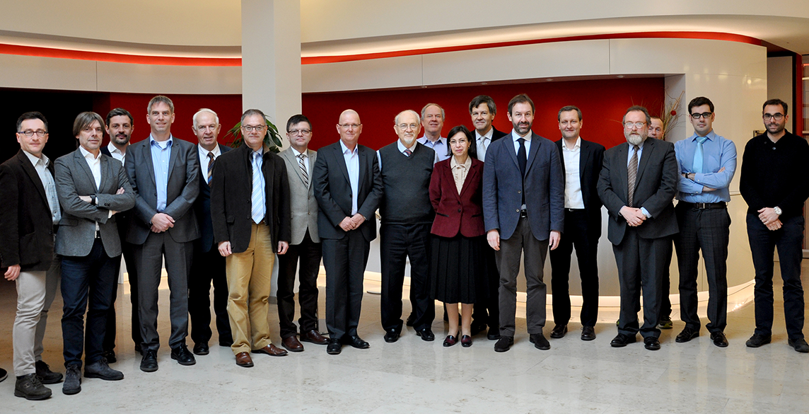 Normungskomitees CEN/TC 340 Working Group WG 05 bei Austrian Standards