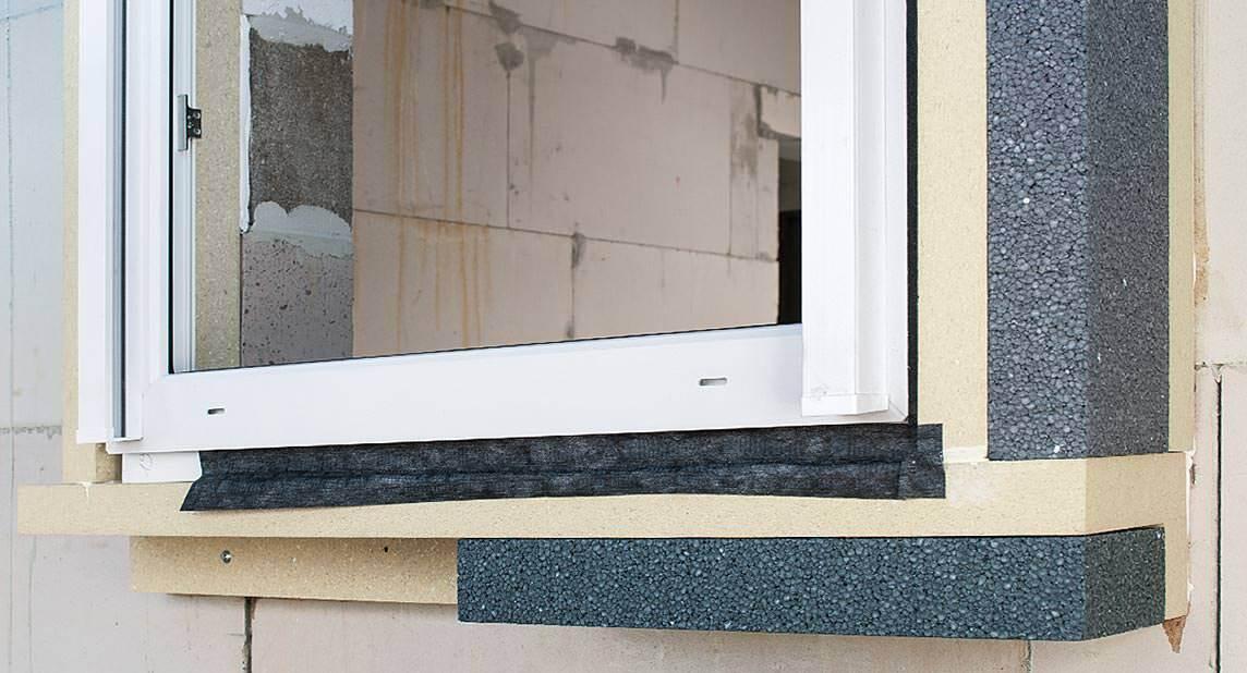 tremco illbrucks vorwandmontage system w chst und erh lt eine absturzsicherung. Black Bedroom Furniture Sets. Home Design Ideas