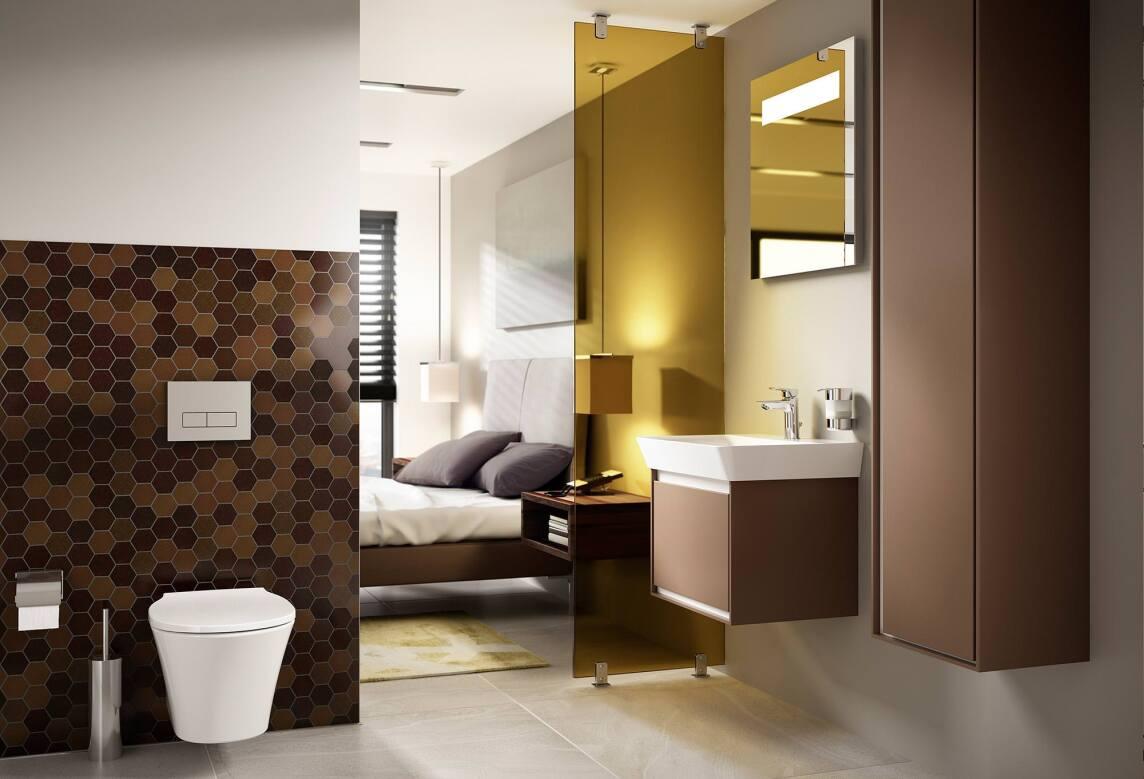 armaturenserie connect air neu von ideal standard passend zur gleichnamigen komplettbadserie. Black Bedroom Furniture Sets. Home Design Ideas