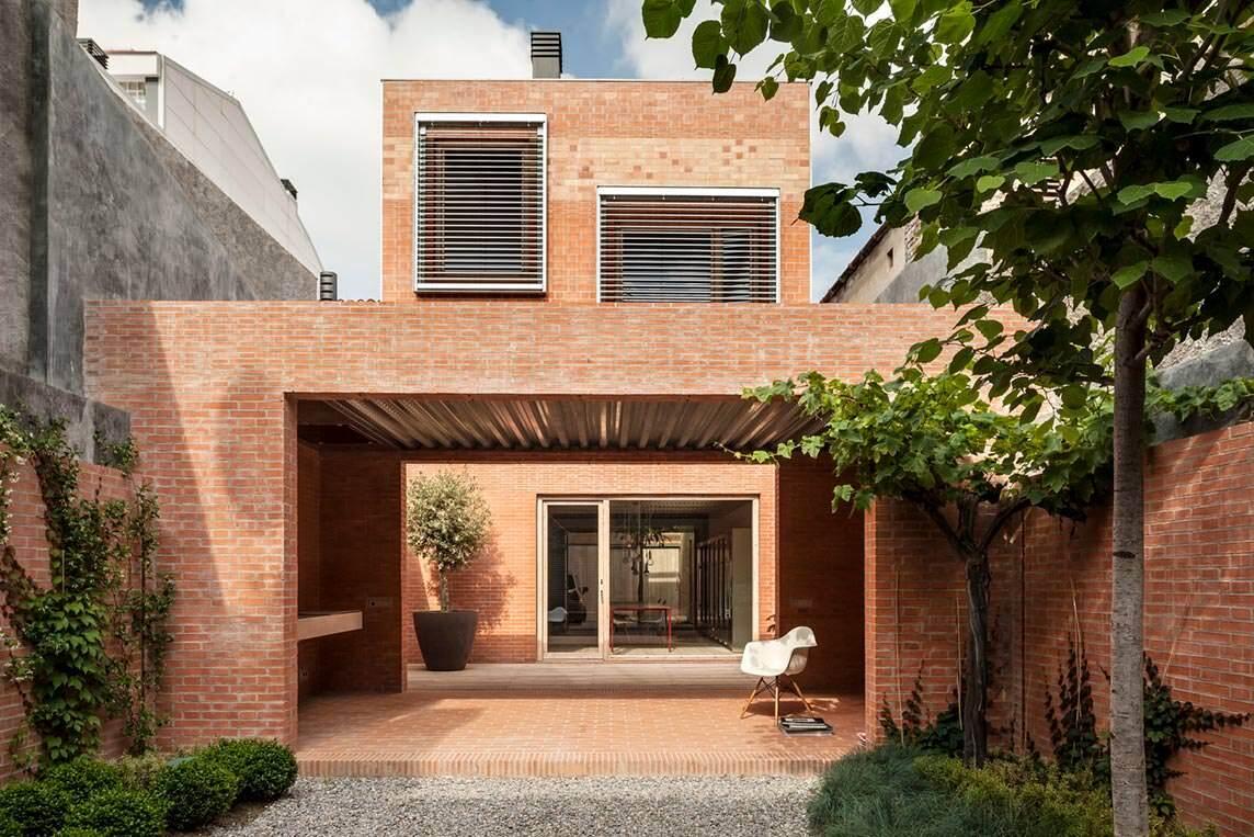 Casa 1014, einer der beiden Grand Prize Gewinner beim Wienerberger Brick Award 2016