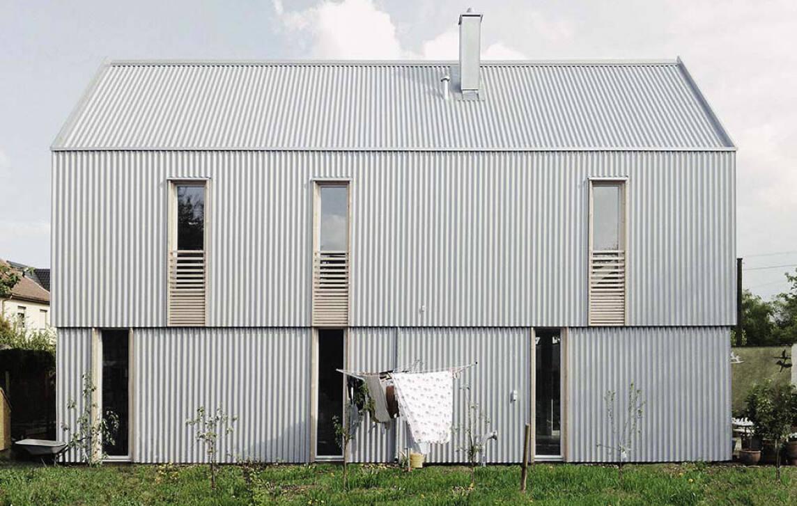 Siegerprojekt U201eNeue Deutsche Welleu201c; Alle Fotos © Callwey Verlag / Werk A  Architektur (Bild Vergrößern)