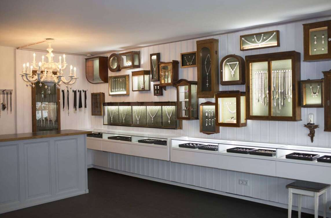 Atelier Patrik Muff, Showroom München | Foto: Martin Kreuzer