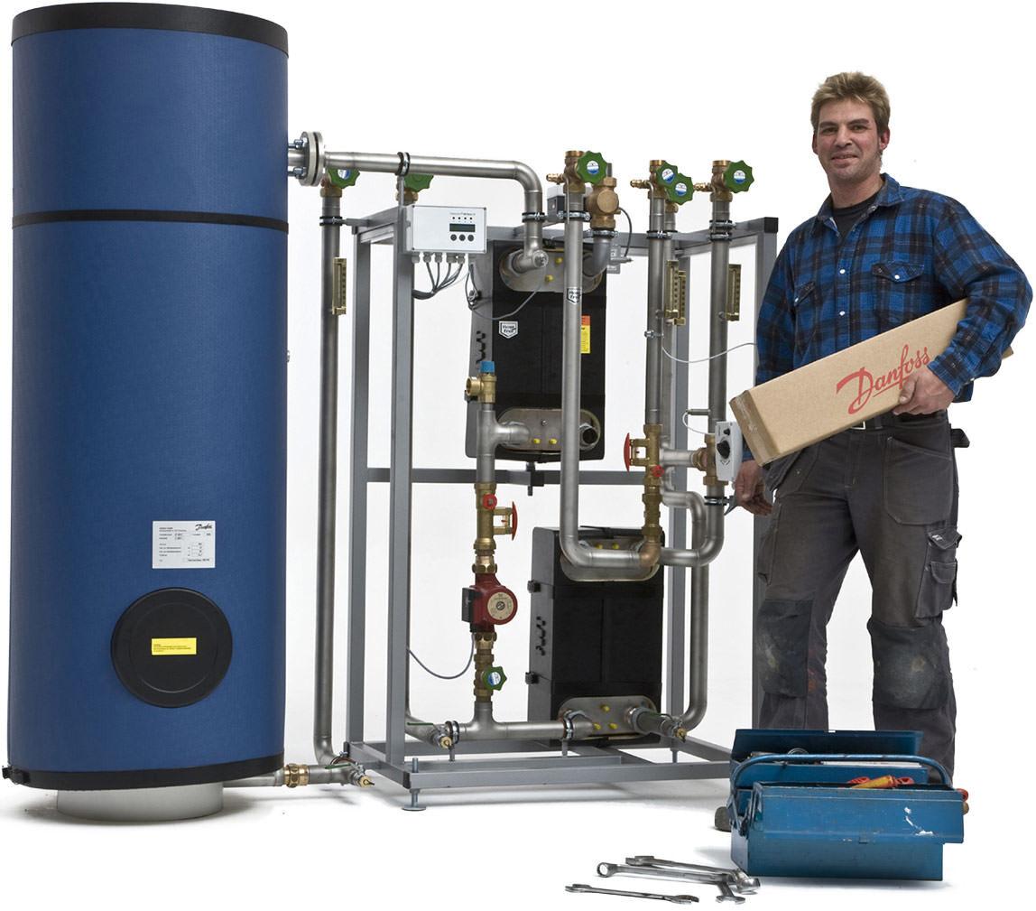 zentrale und dezentrale trinkwasser erw rmung. Black Bedroom Furniture Sets. Home Design Ideas