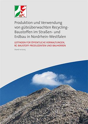 """Handlungsleitfaden """"Recycling-Baustoffe NRW"""""""