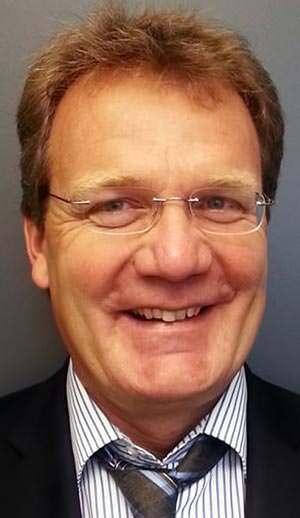Steffen Weinreich, Geschäftsführer bei Rademacher