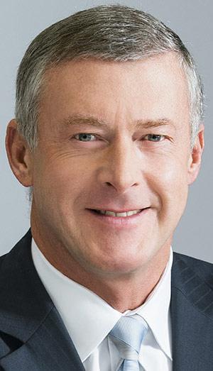 Thomas Blades, neuer CEO von Bilfinger SE