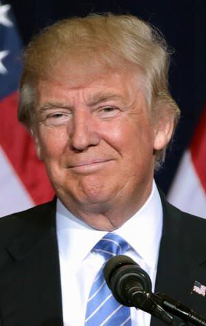 """President-elect"" Donald Trump"