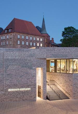 Europäisches Hansemuseum in Lübeck von Studio Andreas Heller Architects & Designers