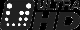 Logo für UHD / Ultra HD