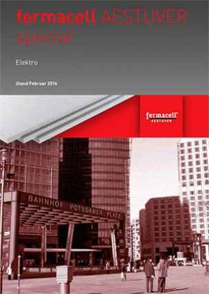 "Broschüre ""Fermacell Aestuver special – Elektro"""