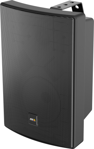 Axis C1004-E Netzwerk-Lautsprecherbox in schwarz