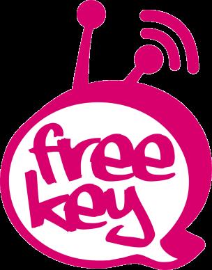 free-key Logo