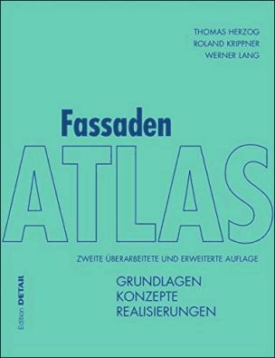 Fassaden Atlas aus dem Detail-Verlag