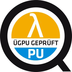 Q-Zeichen der Überwachungsgemeinschaft Polyurethan-Hartschaum (ÜGPU)