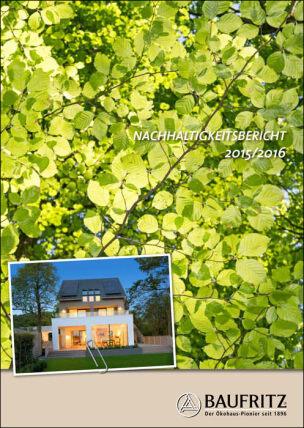 Nachhaltigkeitsbericht von BauFritz