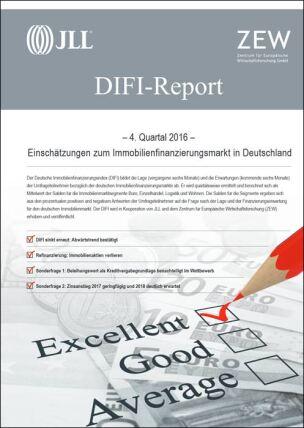 Deutscher Immobilienfinanzierungsindex (DIFI)