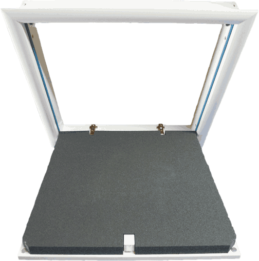 Deckentür für Deckenöffnungen