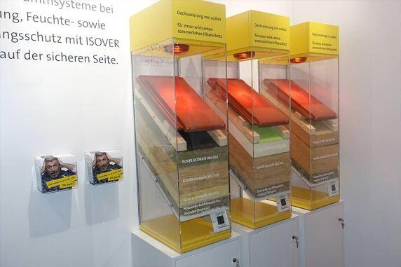 2/13: ISOVER: sommerlicher Wärmeschutz gleichwertig unabhängig vom Dämmstoffindustrie