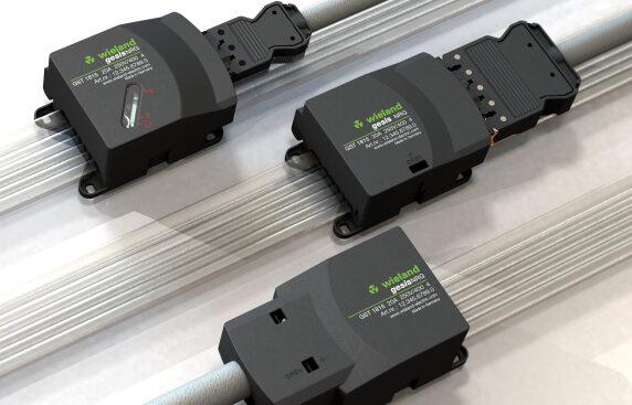 Wieland Electric GmbH: Energiebussystem gesisNRG