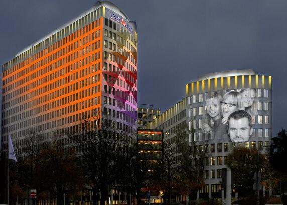 Vorschau: LEO Luminale Rendering für Ing Diba von Maass Licht