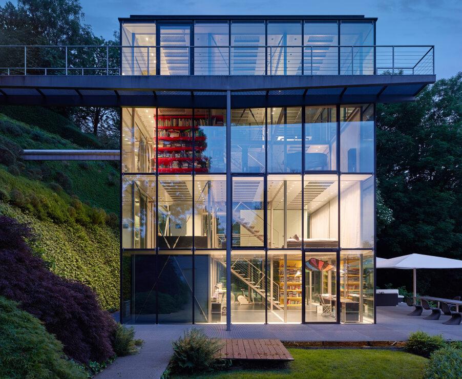 triple zero prof werner sobek pl diert f r ephemere architektur. Black Bedroom Furniture Sets. Home Design Ideas