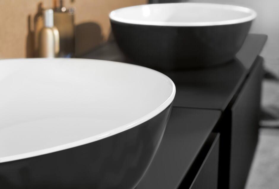 filigrane formen und frische farben f r villeroy bochs waschtischserie artis. Black Bedroom Furniture Sets. Home Design Ideas