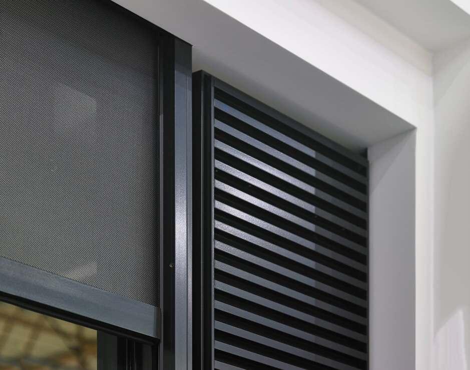 fixvent mit nat rlicher intensivl ftung von renson. Black Bedroom Furniture Sets. Home Design Ideas