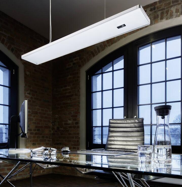 Trilux Lunexo LED – das klügere Licht passt sich an