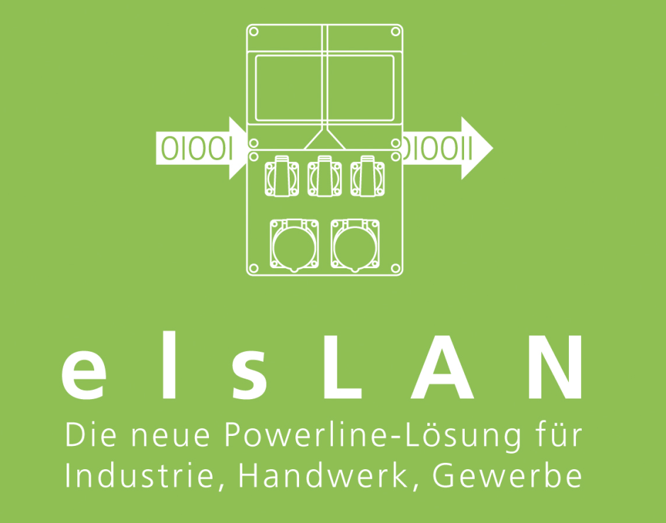 elslan spelsbergs smarte verteiler mit powerline lan bers 230 v stromnetz. Black Bedroom Furniture Sets. Home Design Ideas