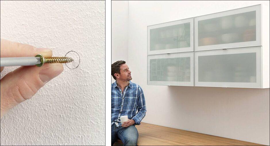wie rigips mit habito das mauern im innenausbau an den. Black Bedroom Furniture Sets. Home Design Ideas