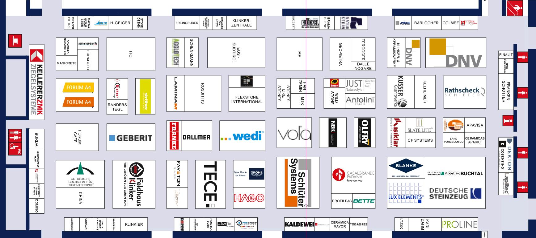 Bau 2017 Vorberichte Aus Der Halle A4 Keramik