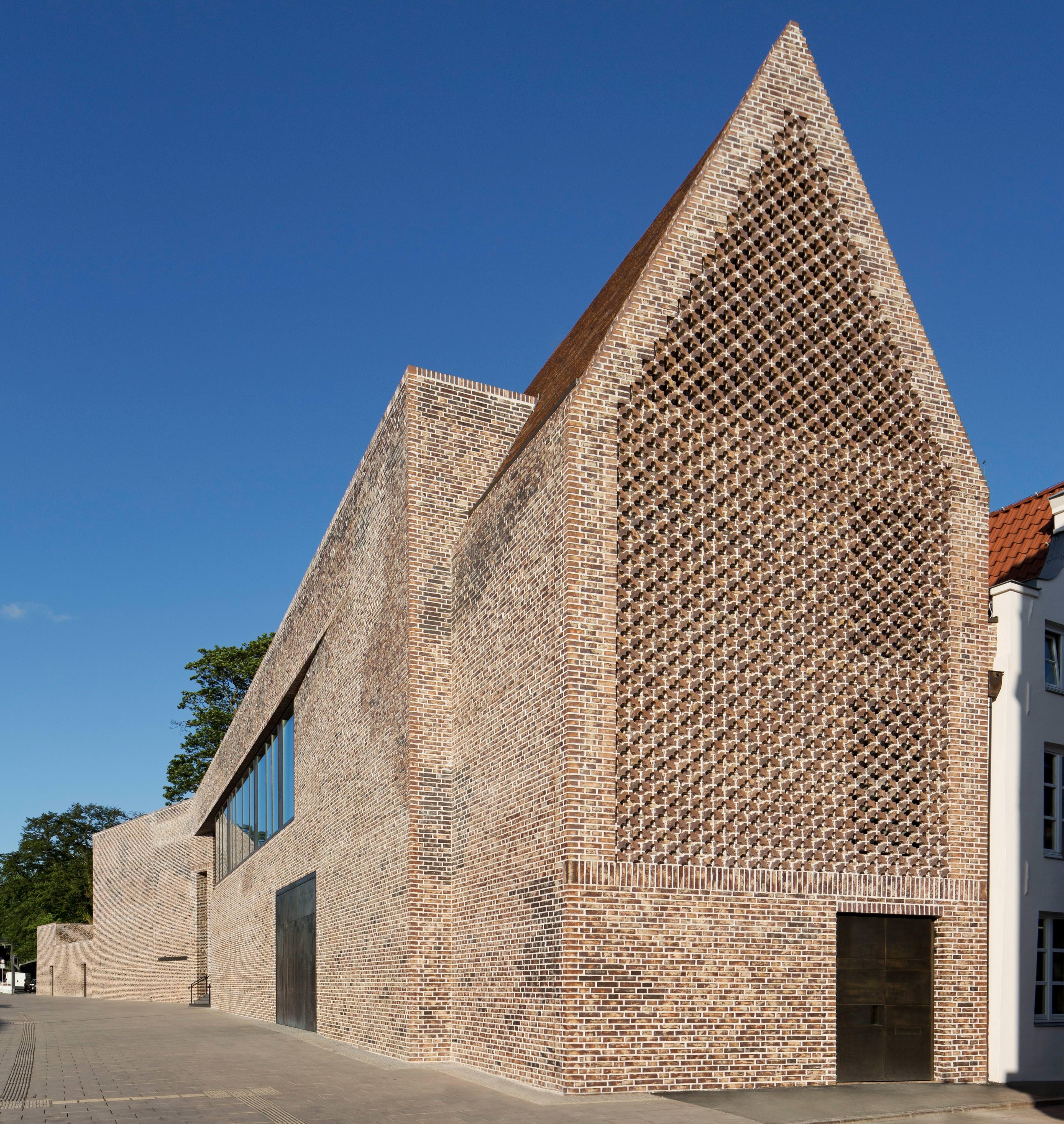 Architekten Lübeck dam preis für architektur in deutschland 2017 geht nach hamburg bzw