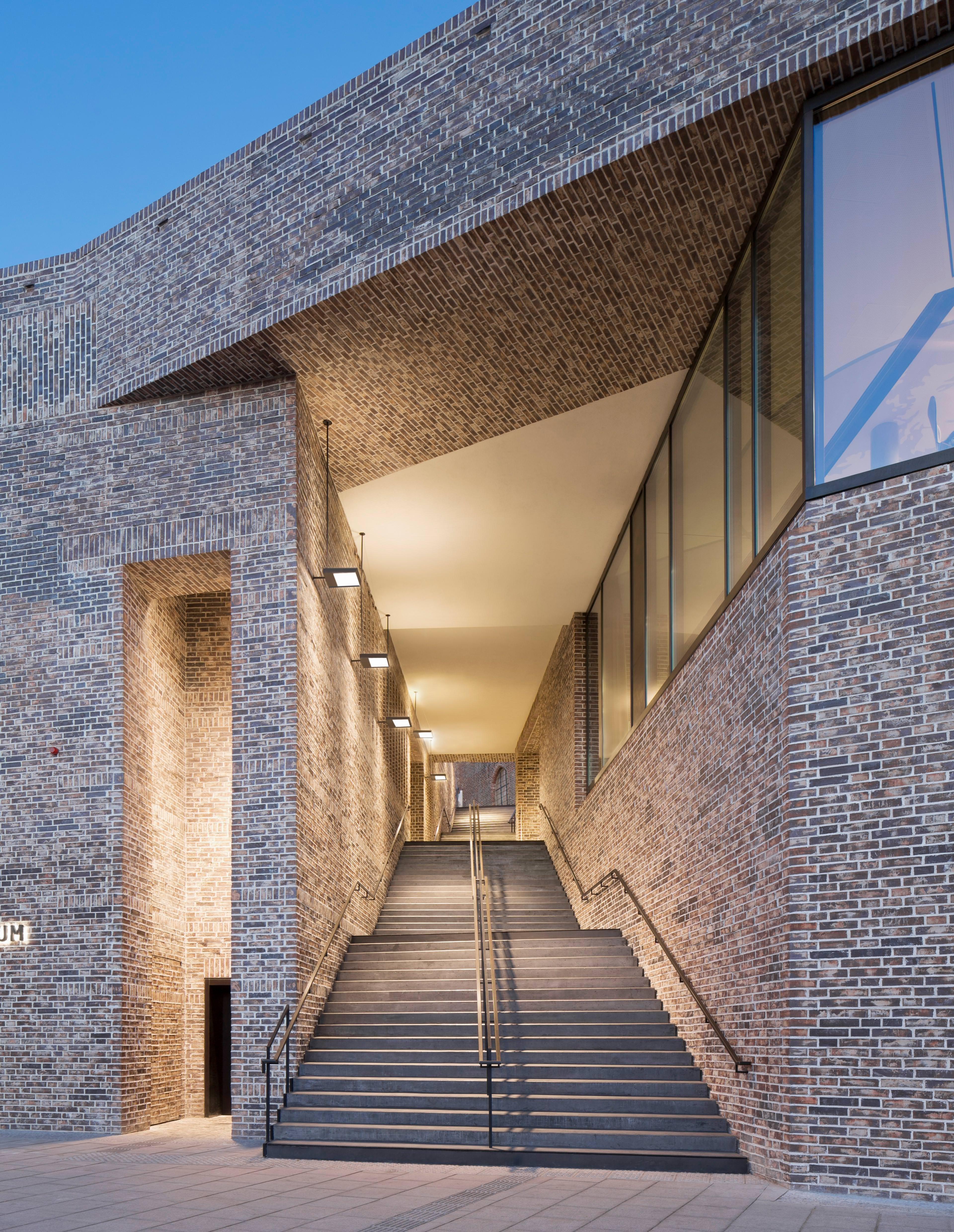 Architekten In Lübeck dam preis für architektur in deutschland 2017 geht nach hamburg bzw