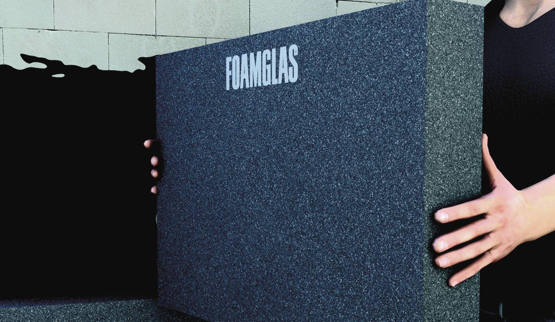 sockeld mmung mit foamglas t3. Black Bedroom Furniture Sets. Home Design Ideas