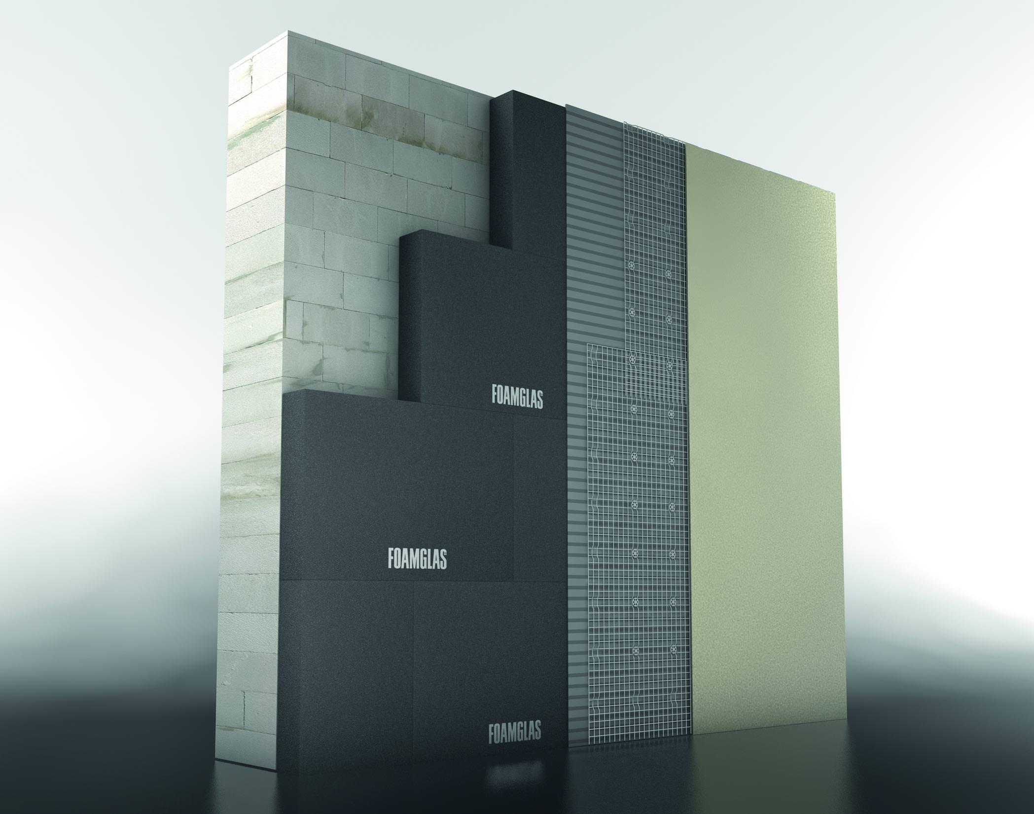 foamglas wdvs robustes nicht brennbares wdv system mit. Black Bedroom Furniture Sets. Home Design Ideas