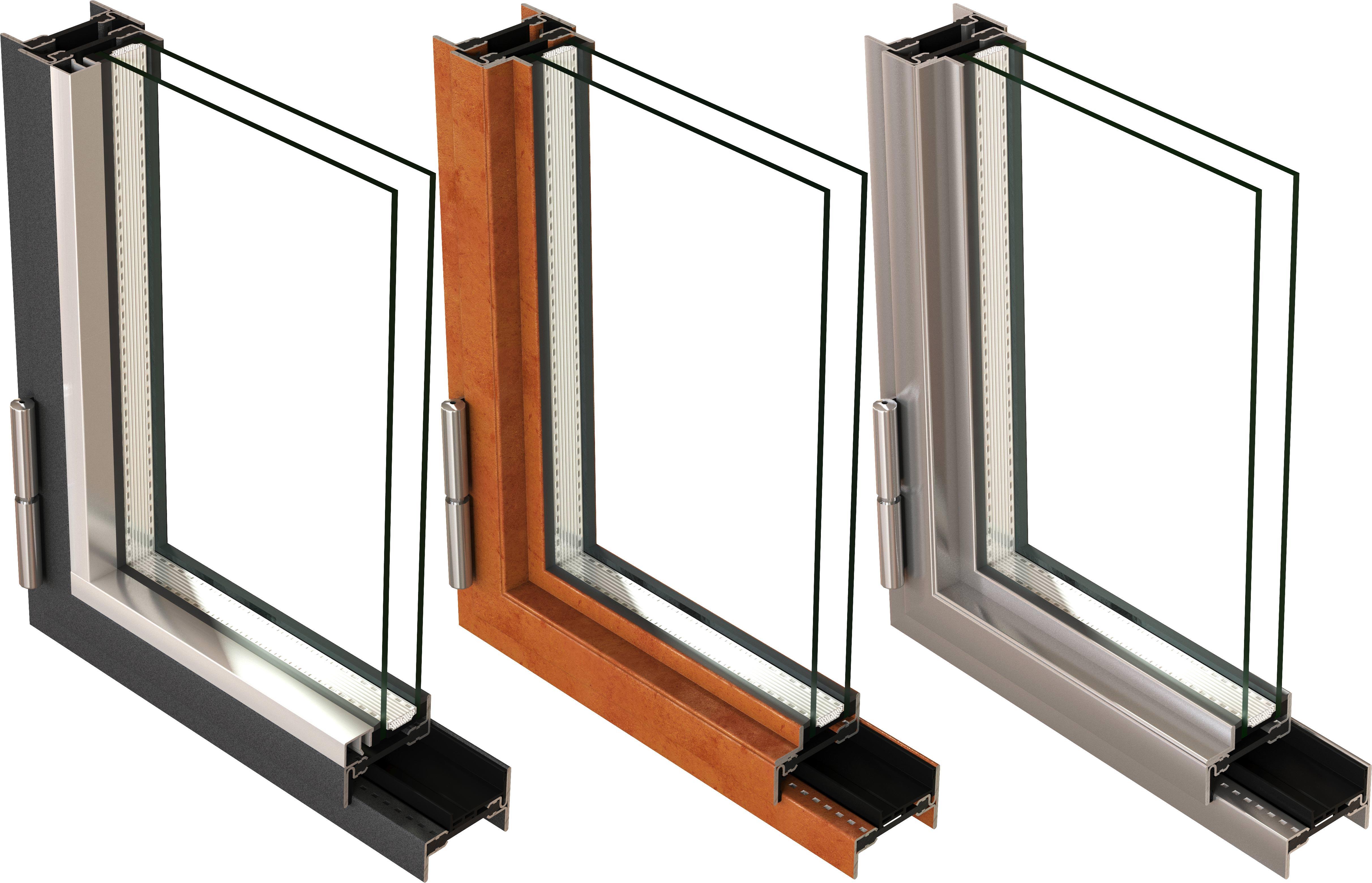 janisol arte 2 0 filigrane stahlfenster f r stilgerechte. Black Bedroom Furniture Sets. Home Design Ideas