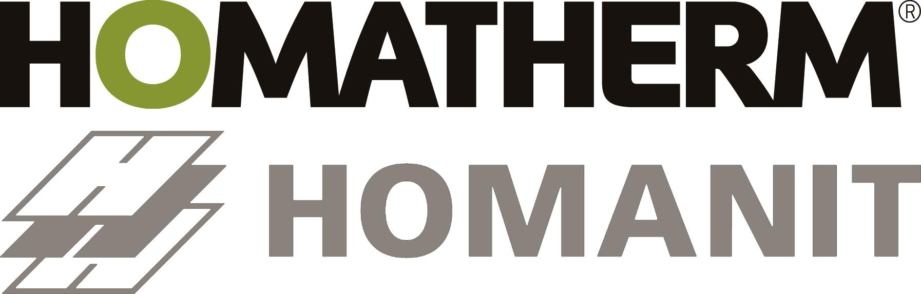 homatherm wird zu homanit und bleibt als marke f r. Black Bedroom Furniture Sets. Home Design Ideas