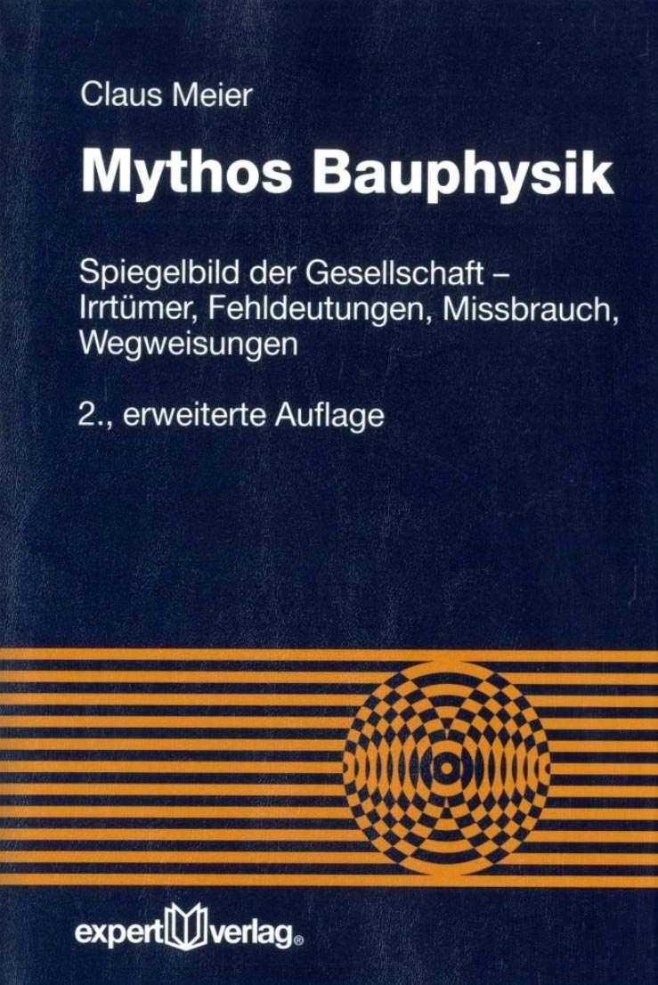 ?Mythos Bauphysik? in zweiter Auflage erschienen