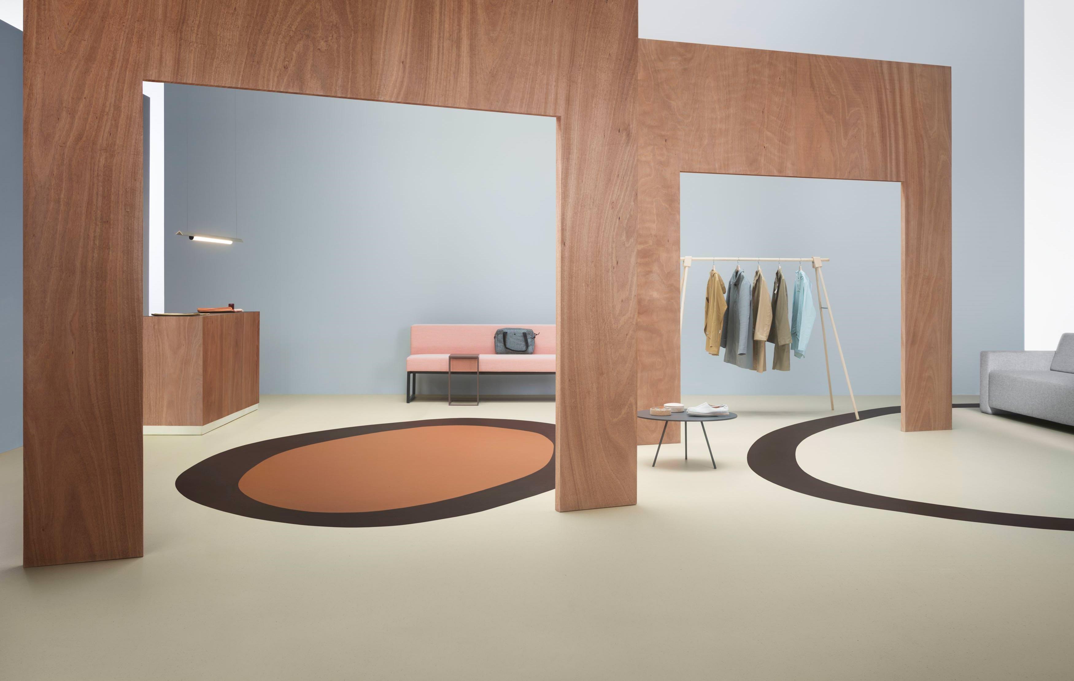 netzwerk boden w hlt marmoleum cocoa zum boden des jahres 2018. Black Bedroom Furniture Sets. Home Design Ideas