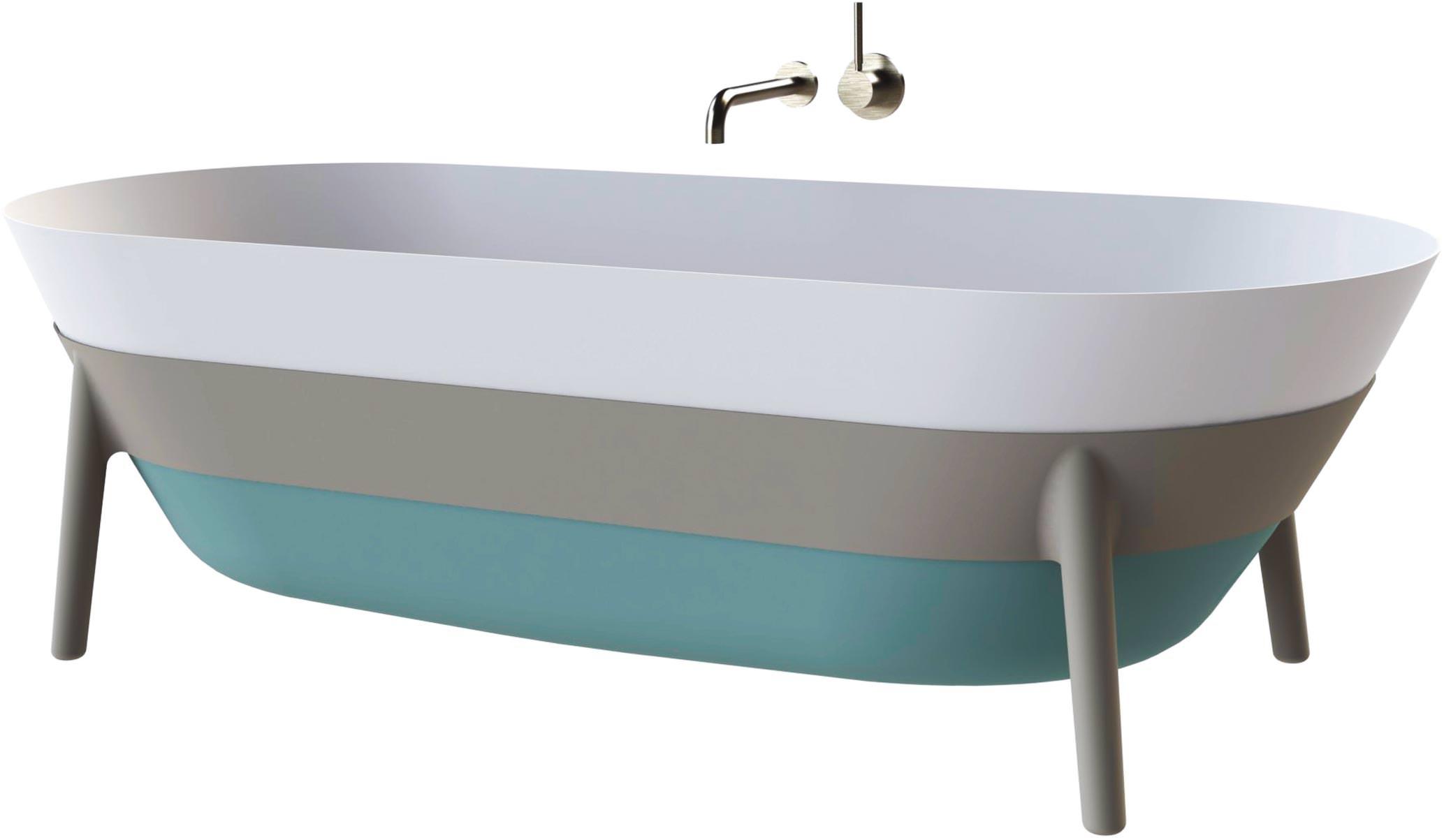 neue designerkooperation f hrt zu zwei neuen kaldewei produktstudien aus stahl email. Black Bedroom Furniture Sets. Home Design Ideas