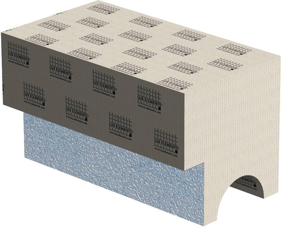 Sitzbank Dusche elements kombiniert sitzbank für den duschbereich mit wandablauf