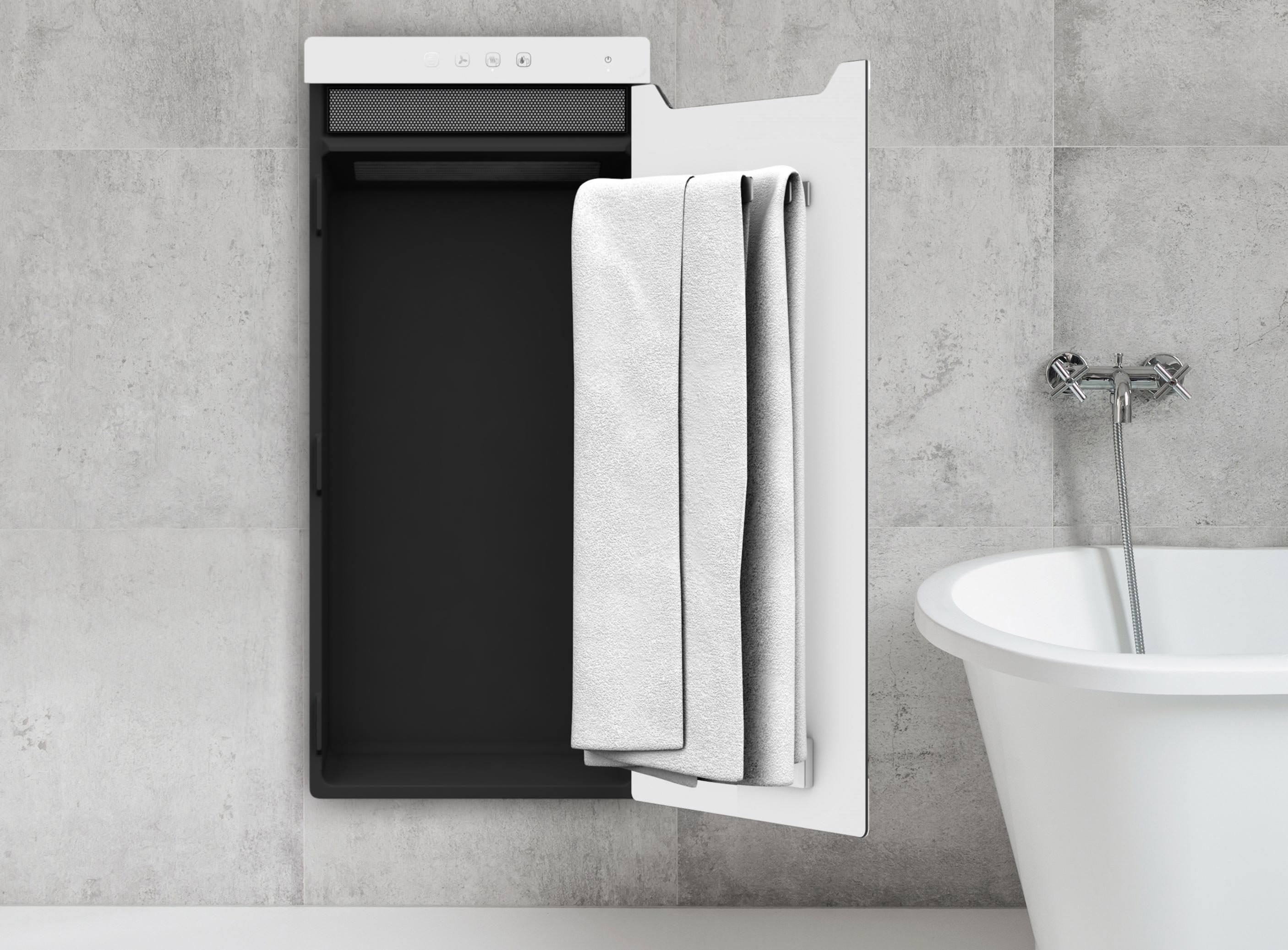 Zenia multifunktionaler hyginischer handtuchwärmer trockner von